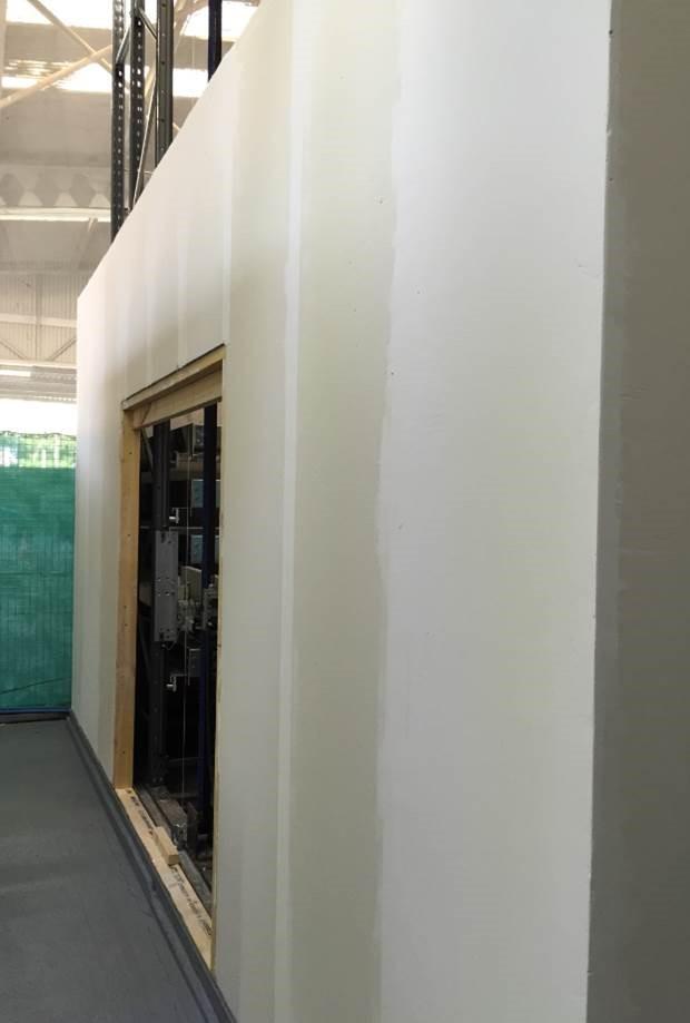Factory Sym Wall